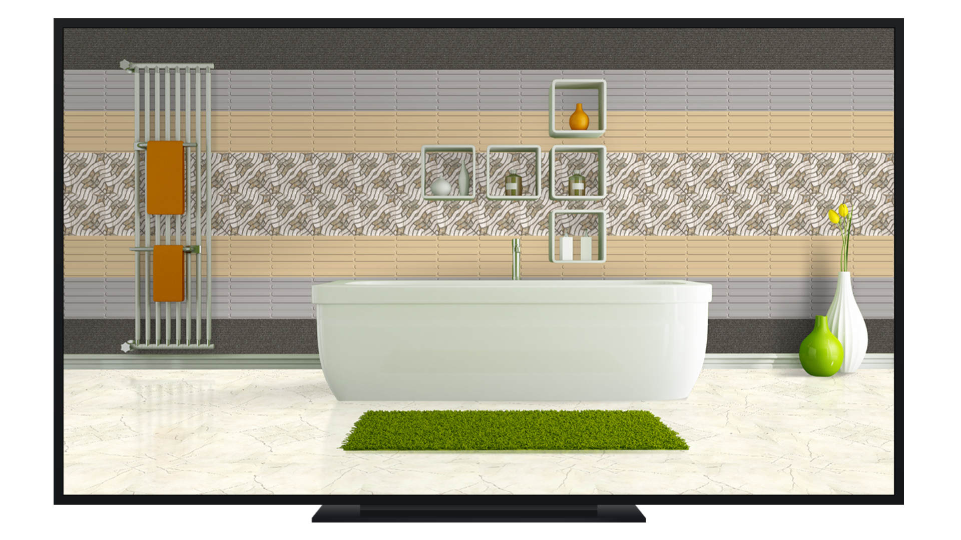 Tremendous Wall And Floor 3D Tile Visualizer And Bathroom Design Download Free Architecture Designs Scobabritishbridgeorg
